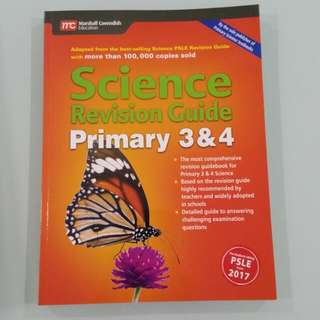 📖 Primary 3&4 Science Revision Guide, PSLE Revision