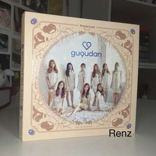 KPOP GUGUDAN (Act. 1 The Little Mermaid) Album