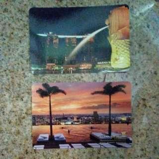 Marina Bay Sands Postcard