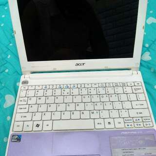 NOTEBOOK ACER ASPIRE ONE HAPPY / LAPTOP ACER WINDOWS 8