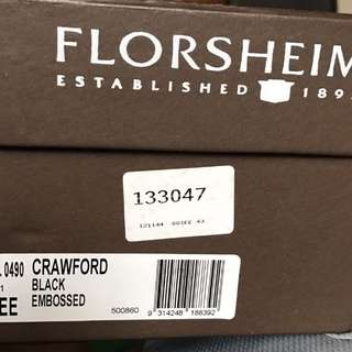 AUTHENTIC FLORSHEIM