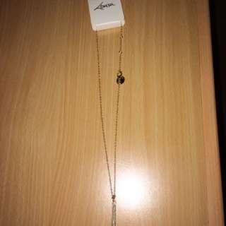 NEW Lovisa gold necklace