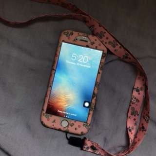 iPhone 6 my set rose gold
