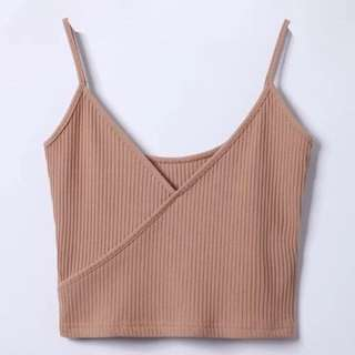 [INSTOCKS] Crop Knitted Top