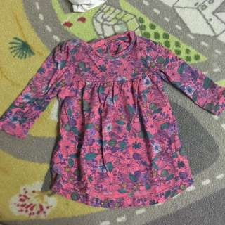 Mothercare Top (0-3 Mnths)