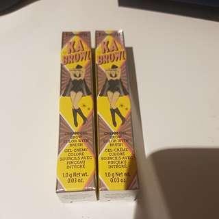 Benefit KA Brow Mini - Shade 3