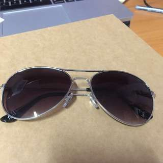 H & M aviator shades