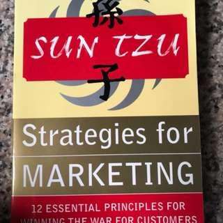 Sun Tzu Strategies of Marketing