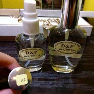 D&P香水正貨 50ML