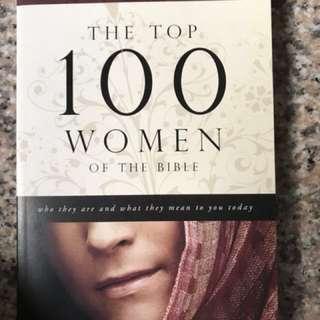 TOP 100 women of the Bible