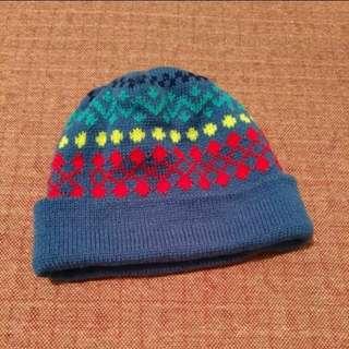寒流必備 針織 毛帽