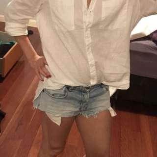 Ksubi denim shorts 26
