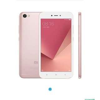 Xiaomi Note 5A Rose 2-16GB Cicilan Tanpa CC Mudah