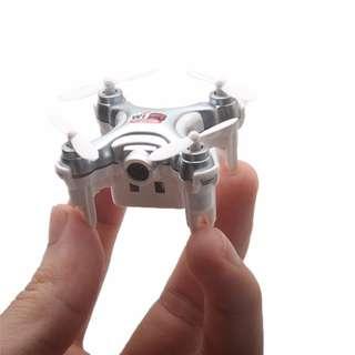 Mini Cheerson CX-10WD Wifi FPV Pocket RC Quadcopter Drone
