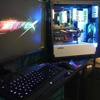 <#135> i5 Strix Gtx 970 Gaming Pc