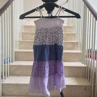 Dress h&M purple