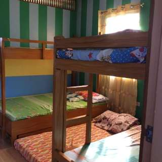Tagaytay Room For Rent (2-10 person)
