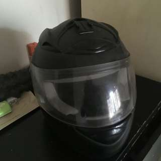 Helm Kawasaki full face
