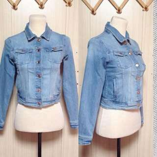 Cha's Denim Jacket