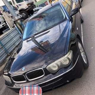 BMW加長745LI