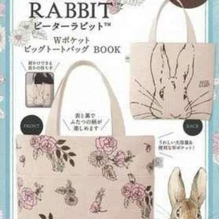 彼得兔限定款帆布包