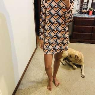 Sportsgirl Retro Dress