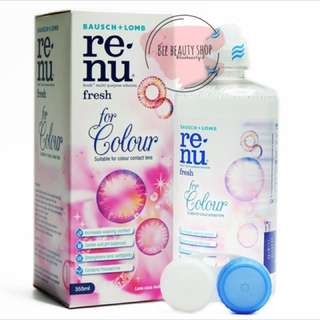 Renu Fresh for Color Softlense