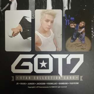 GOT7 JACKSON TURBULENCE OFFICIAL PC