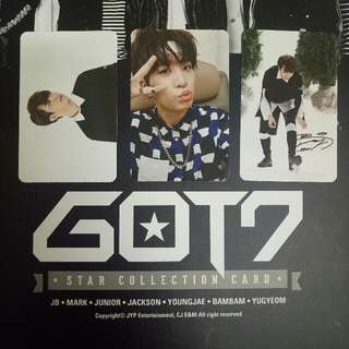 GOT7 YOUNGJAE TURBULENCE OFFICIAL PC