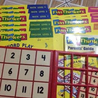 Fun Thinkers (Grolier)