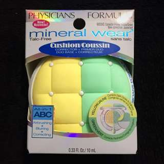 Physicians Formula Mineral Wear Cushion Corrector
