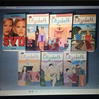 Complete Elizabeth (SVU spinoff) Series