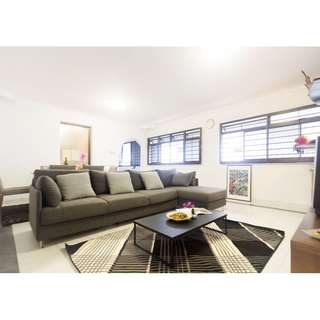 5 Room Flat High Floor Corner at 778 Woodlands Drive 60