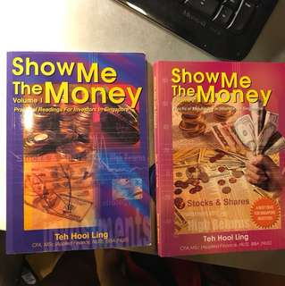 Show Me The Money Investment books