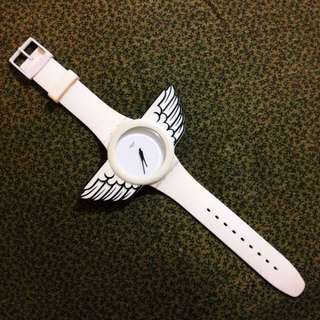 Swatch Winged Watch (Jeremy Scott)