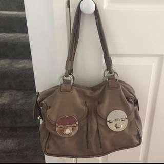 Mimco Turnlock Bag Large