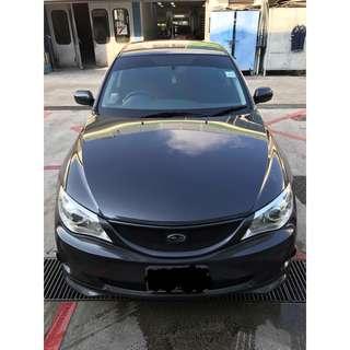 Subaru Impreza 1.5L $65/day!