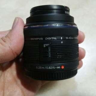 Olympus M.Zuiko Digital ED 14-42mm f/3.5-5.6 II MSC