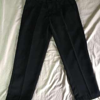 Kids formal black pants