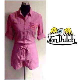Vondutch jumpshort