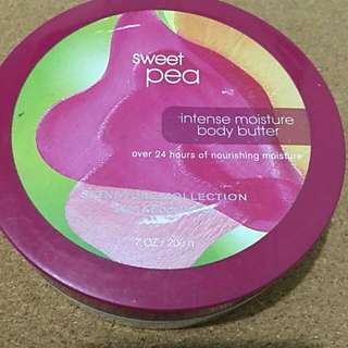 Bath & Body World Sweet Pea Body Butter