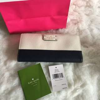 KATE SPADE ♠️ Wallet 💯Authentic