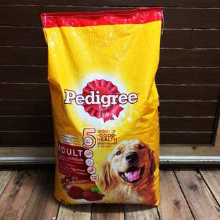 Pedigree Beef and Vegetables Adult Dog Food 20kg