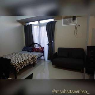 Manhattan Cubao for rent (monthly, weekly and daily)