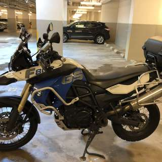 Bmw Gs800 Trophy Edition for sale