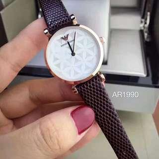 Big Sale !Authentic! Armani Watch ! Ar1990!! 手錶