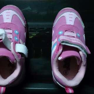 Kids Shoes, size 18cm.