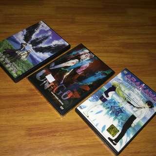 Various Anime DVD