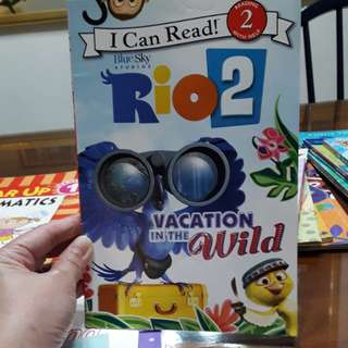 I Can Read! - 2 (Reading with Help)