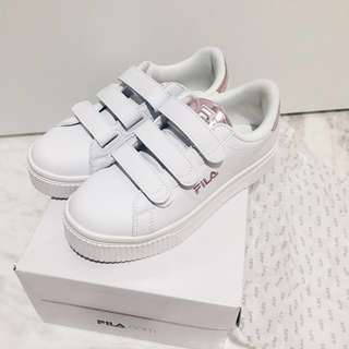 Authentic FILA shoes(ROSE GOLD)